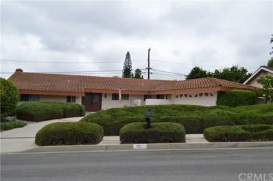 721 Linden Lane, La Habra, CA 90631 - MLS#: PW17215118