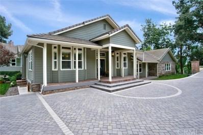 1250 N Cypress Street, La Habra Heights, CA 90631 - MLS#: PW17215439
