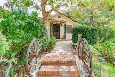 1673 Benik Road, La Habra Heights, CA 90631 - MLS#: PW17215623
