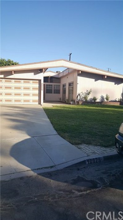 10928 Homage, Whittier, CA 90604 - MLS#: PW17219036