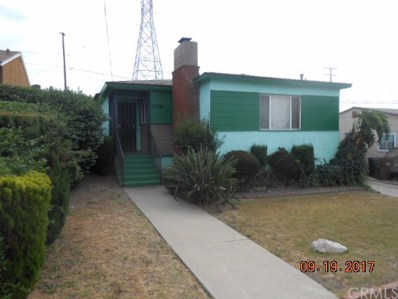 1158 W 125th Street, Los Angeles, CA 90044 - MLS#: PW17220666