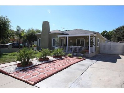 1238 S Parton Street, Santa Ana, CA 92707 - MLS#: PW17221215