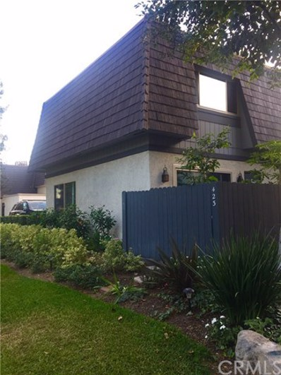423 N Beth Street UNIT A, Anaheim, CA 92806 - MLS#: PW17221915