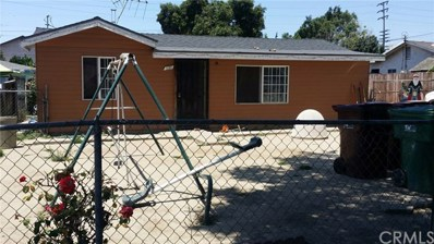 1122 S Golden West Avenue, Santa Ana, CA 92704 - MLS#: PW17222067
