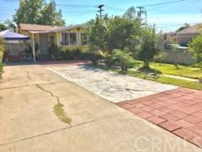 322 E Colden Avenue, Los Angeles, CA 90003 - MLS#: PW17222247