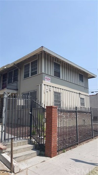 125 Union Place, Los Angeles, CA 90026 - MLS#: PW17222281
