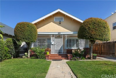 665 W 61st Street, Los Angeles, CA 90044 - MLS#: PW17224883