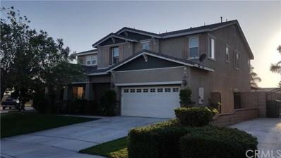 6697 Coyote Trail Lane, Eastvale, CA 92880 - MLS#: PW17225153