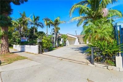 1409 W Pine Street, Santa Ana, CA 92703 - MLS#: PW17226133