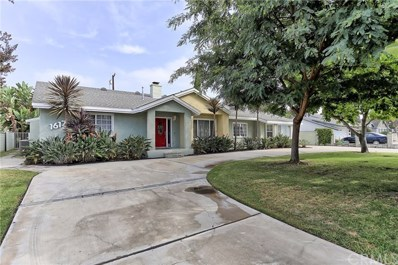 1617 W Mells Lane, Anaheim, CA 92802 - MLS#: PW17226380