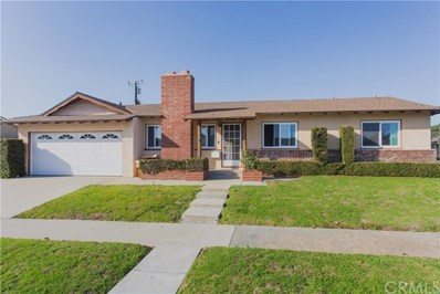 1873 W Chanticleer Road, Anaheim, CA 92804 - MLS#: PW17227006