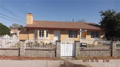 262 S 7th Street, Colton, CA 92324 - MLS#: PW17228136