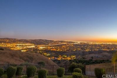 4785 Sky Ridge Drive, Yorba Linda, CA 92887 - MLS#: PW17228175