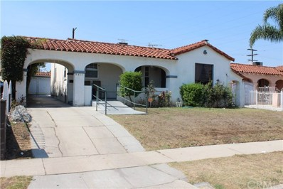 9811 S Denker Avenue, Los Angeles, CA 90047 - MLS#: PW17228696