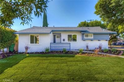 1744 Mcevoy Lane, Santa Ana, CA 92706 - MLS#: PW17230230