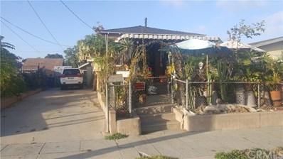 538 W 2nd Street, San Pedro, CA 90731 - MLS#: PW17230257