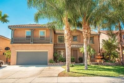 6547 Angel Camp Court, Corona, CA 92880 - MLS#: PW17230594