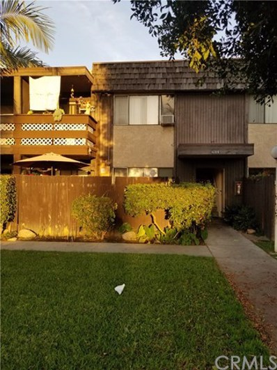 611 S Newhope Street UNIT G, Santa Ana, CA 92704 - MLS#: PW17230776