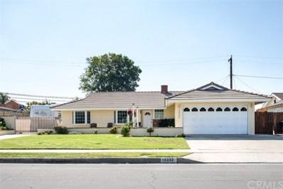 18352 Avolinda Drive, Yorba Linda, CA 92886 - MLS#: PW17231269