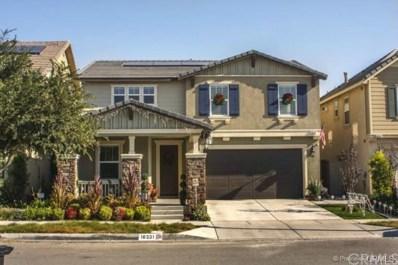 16231 Navigator Avenue, Chino, CA 91708 - MLS#: PW17232013
