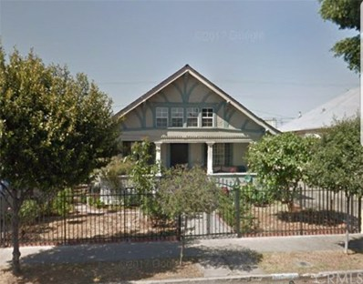 245 W 43rd Place, Los Angeles, CA 90037 - MLS#: PW17232320