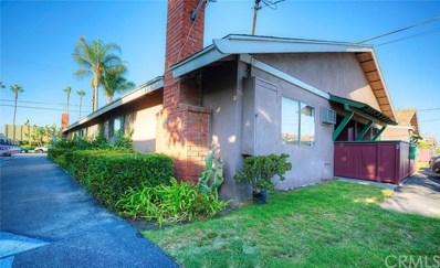 9166 Cerritos Avenue UNIT 2, Anaheim, CA 92804 - MLS#: PW17233615