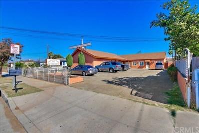 904 W Oakwood Street, Montebello, CA 90640 - MLS#: PW17234057