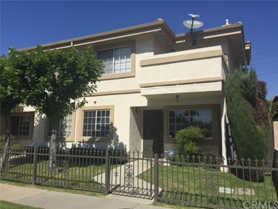 8541 Park Street, Bellflower, CA 90706 - MLS#: PW17234246