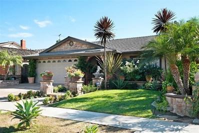 2230 E Clifpark Way, Anaheim, CA 92806 - MLS#: PW17235805