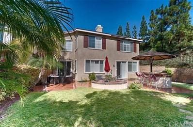 8294 E Kingsdale Lane, Anaheim Hills, CA 92807 - MLS#: PW17236006
