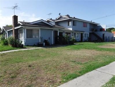 17071 Oak Lane, Huntington Beach, CA 92647 - MLS#: PW17236665