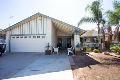 13350 Sunfield Drive, Moreno Valley, CA 92553 - MLS#: PW17236785