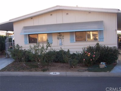 3500 Buchanan Avenue UNIT 58, Riverside, CA 92503 - MLS#: PW17238059