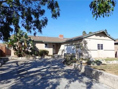1209 N Ralston Street, Anaheim, CA 92801 - MLS#: PW17238120