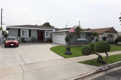 1756 W Niobe Avenue, Anaheim, CA 92804 - MLS#: PW17240304