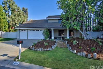 5458 Walnut Lane, Yorba Linda, CA 92886 - MLS#: PW17240680