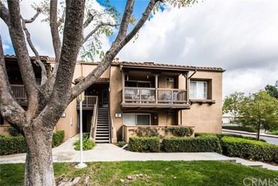 116 N Mine Canyon Road UNIT J, Orange, CA 92869 - MLS#: PW17241225