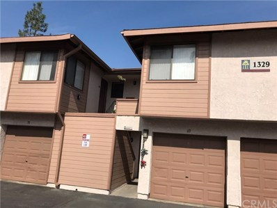1329 Massachusetts Avenue UNIT 205, Riverside, CA 92507 - MLS#: PW17242451