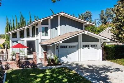 6235 E Camino Manzano, Anaheim Hills, CA 92807 - MLS#: PW17242978