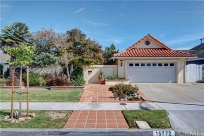15772 Aulnay Lane, Huntington Beach, CA 92647 - MLS#: PW17243181