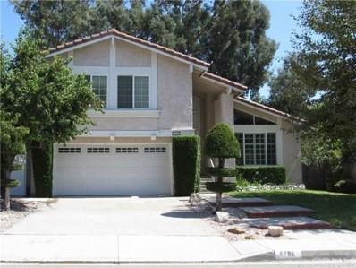 6704 E Swarthmore Drive, Anaheim Hills, CA 92807 - MLS#: PW17244242