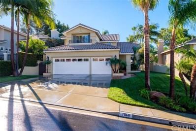 7560 E Toyon Lane, Anaheim Hills, CA 92808 - MLS#: PW17244640
