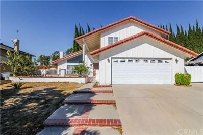 631 E Parkwood Avenue, La Habra, CA 90631 - MLS#: PW17246069