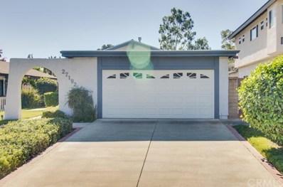 27192 Benisa, Mission Viejo, CA 92692 - MLS#: PW17246087