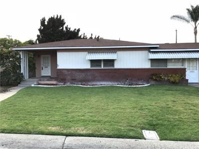 12861 Safford W, Garden Grove, CA 92840 - MLS#: PW17246762
