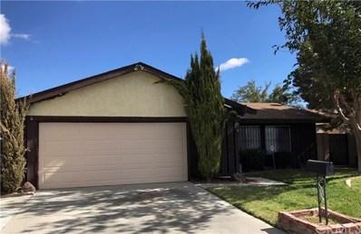 44212 Foxton Avenue, Lancaster, CA 93535 - MLS#: PW17246769