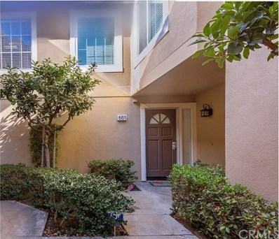 661 S Glenhurst Drive, Anaheim Hills, CA 92808 - MLS#: PW17248060