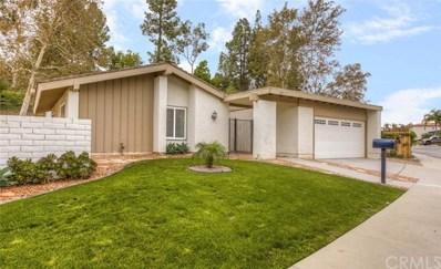6408 Via Arboles E, Anaheim Hills, CA 92807 - MLS#: PW17248496