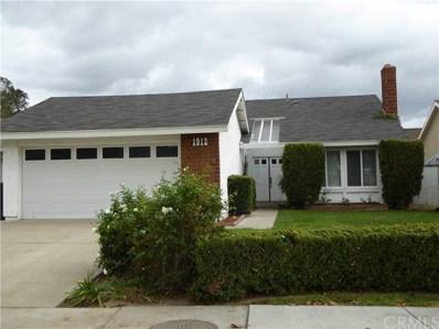 1912 N Canyon Circle, Anaheim, CA 92807 - MLS#: PW17249029