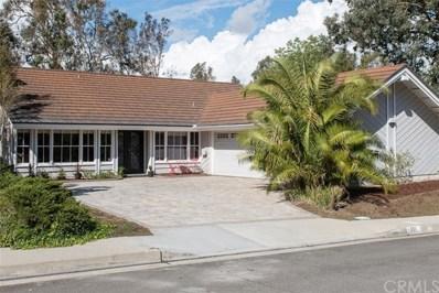 531 S Paseo De Luna, Anaheim Hills, CA 92807 - MLS#: PW17250536